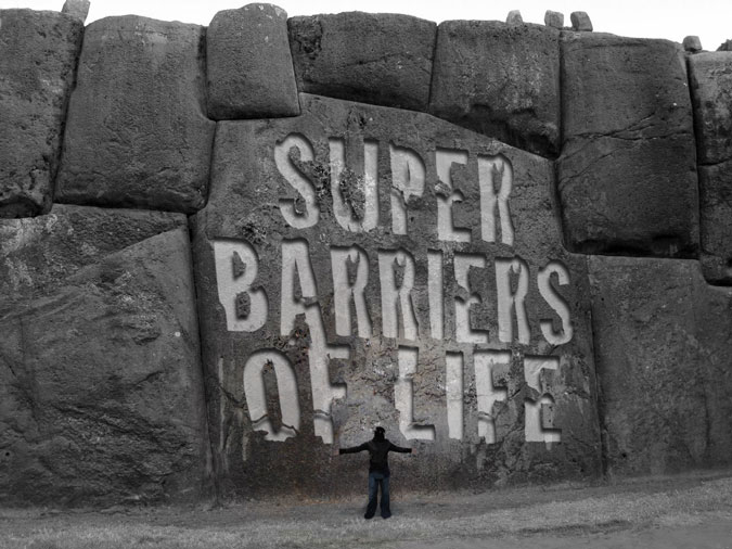 super-barriers